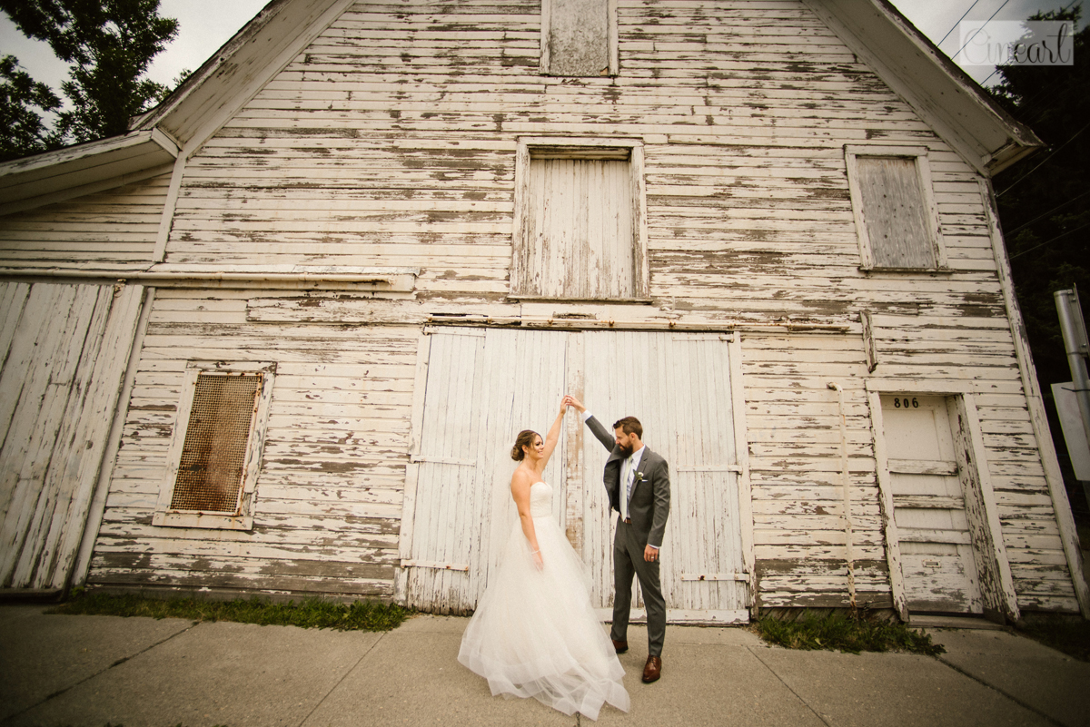 Scott and Meagan – Chic Wedding at the Carriage House » Calgary ...